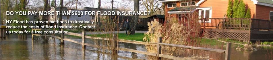 ny flood - elevation certificate - save on flood insurance - new york